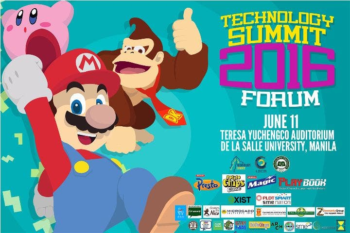 Technology Summit Forum: Learn about Blogging, Digital Marketing, Game Development, and More!
