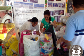 Plastic Waste Recovery & Recycling Facility in Pandacan Manila
