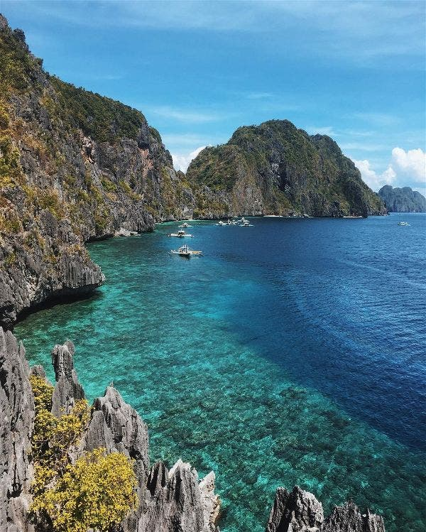 15 Photos That Will Make You Wish You Were in El Nido Palawan Right Now Nicole Villaluz WhenInManila.com