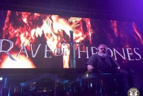 """Hold the Door! """"Rave of Thrones"""" with Game of Thrones' Hodor, Kristian Nairn"""
