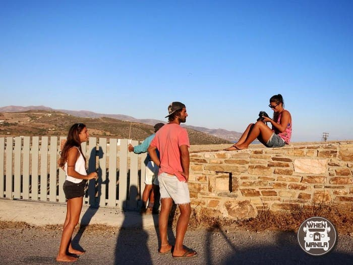 couchsurfing in greece
