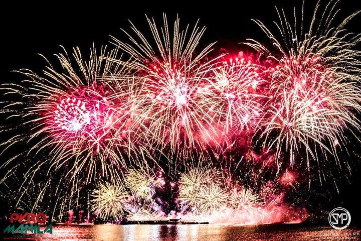 Pyro Manila: Igniting Fireworks Through a Night of Dance and Music