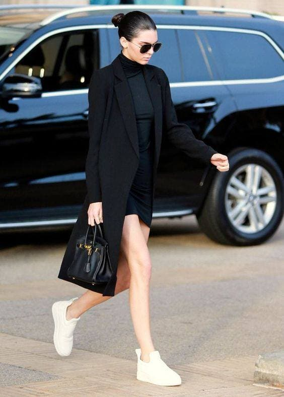 #FashionGoals: These Pictures Prove Kendall Jenner is the Queen of Street Style