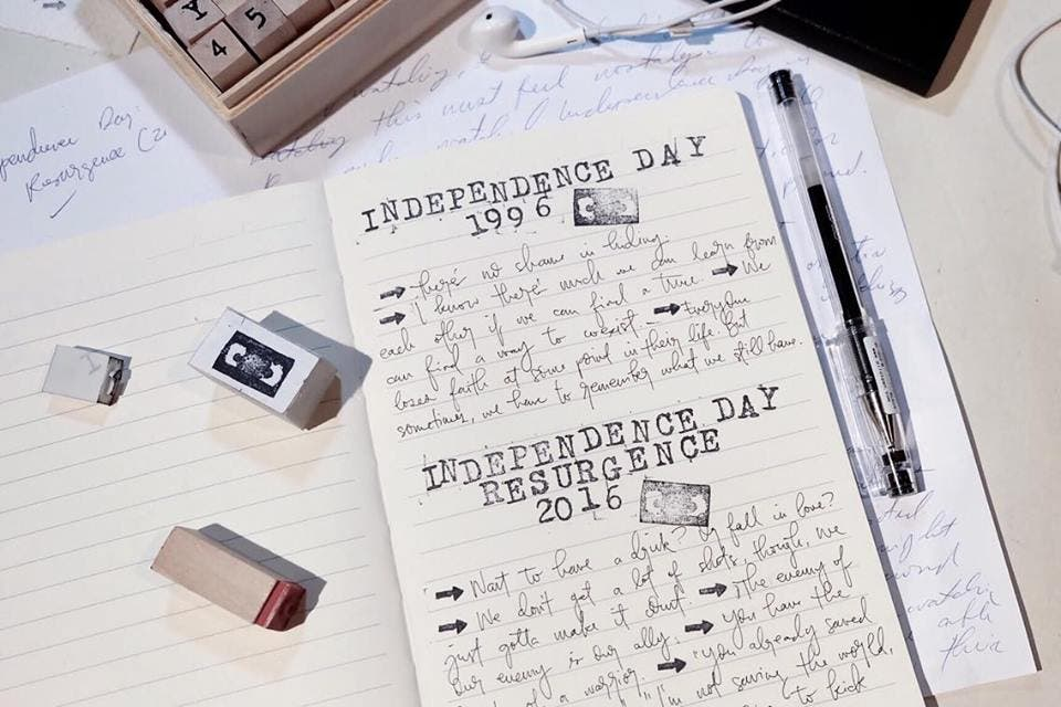 Independence Day Resurgence_Journal