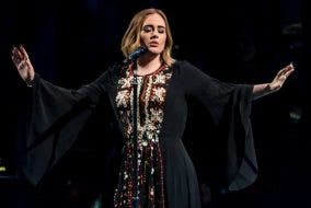 Adele Glastonbury Music Festival Someone Like You Performance
