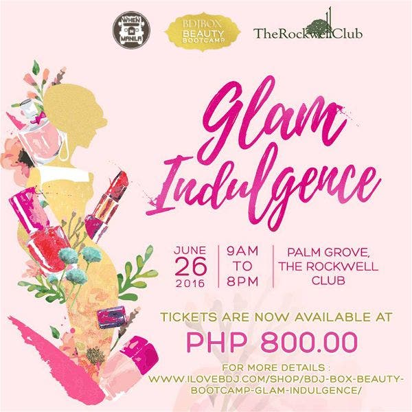 BDJ Box Beauty Bootcamp: Make-Overs, Consultations, and Beauty Workshops! Sign Up Here!