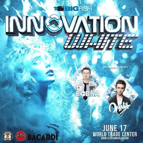 BIGFISH Innovation White: Come Join the Party on June 17 at the World Trade Center