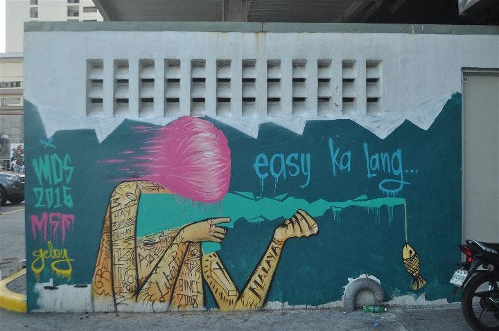photos see the cool graffiti at the meeting of styles philippines