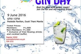 Celebrate World Gin Day at Dusit Thani Manila