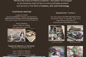 Heartbreak Warfare: An Artist Reception at the 21st Graphic Expo