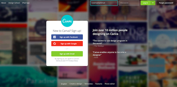 How to Blog Tools Canva