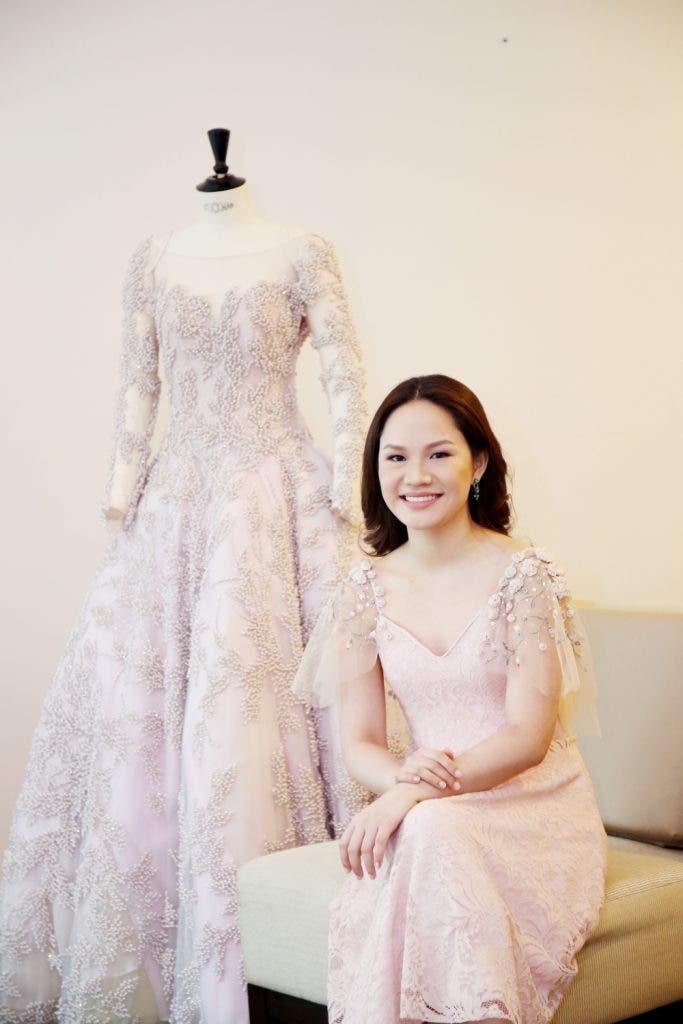 Wedding Gowns like No Other by Hannah Kong