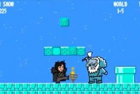 Jon Snow Super Mario