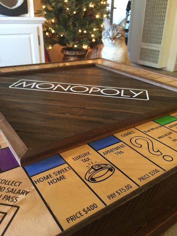 LOOK Guy Proposes Using a Customized Monopoly Board 15