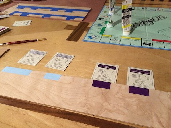 LOOK Guy Proposes Using a Customized Monopoly Board 5