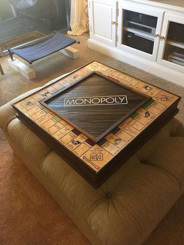 LOOK Guy Proposes Using a Customized Monopoly Board 7
