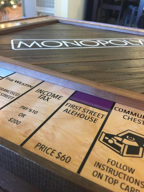 LOOK Guy Proposes Using a Customized Monopoly Board 9