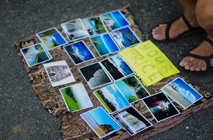 LOOK Guy Sells Beautiful Photos on the Street... At Your Price 8