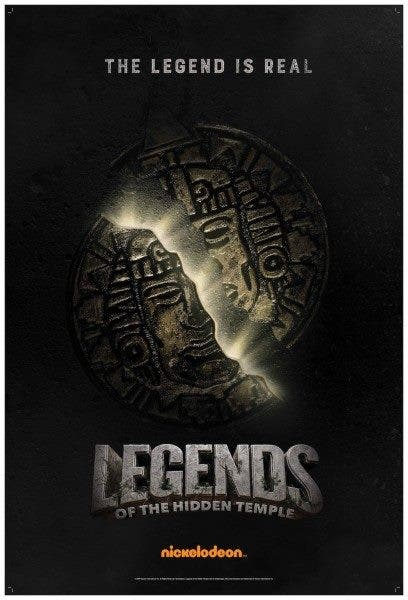 LOOK Legends of the Hidden Temple Movie Now Has Posters 2