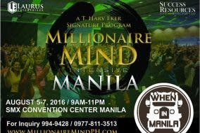 Millionaire Mind Intensive Philippine Program: A Seminar to Help Reinvent Yourself for Success