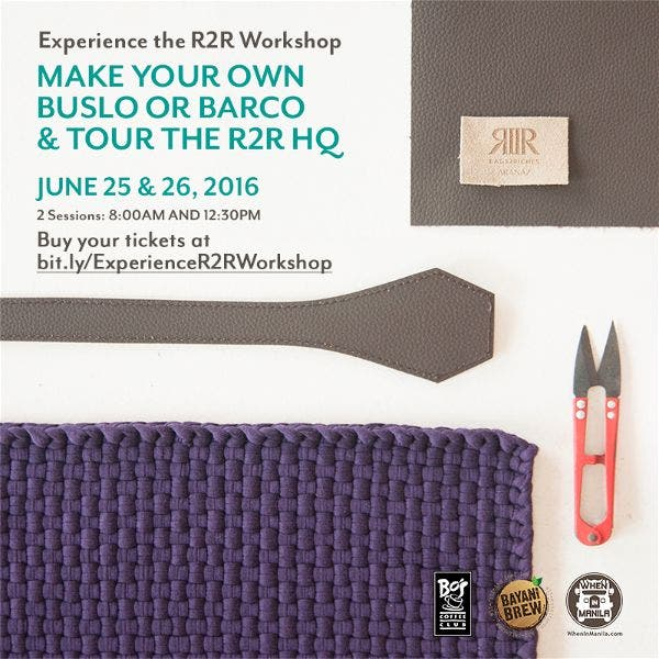 Weaving Workshop & More: 8 Reasons You Should Attend The Rags2Riches Workshop