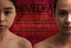 "Langgam Performance Troupe's ""Si Medea"""
