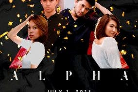 ALPHA: School Year-Ender Party @ TIME in Manila