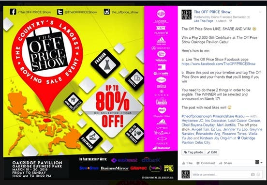 The Off Price Show: The Country's Largest Roving Sale — Up to 80% Off on Top Brands!