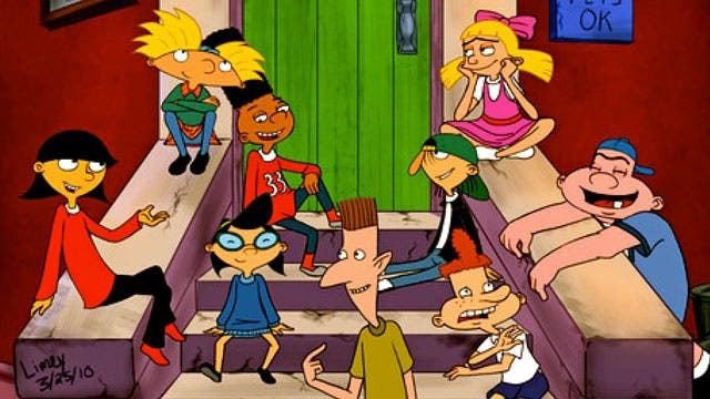 There's Going to be a New Hey Arnold Movie, and Everyone Will be Back
