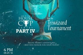 Triwizard Tournament Poster