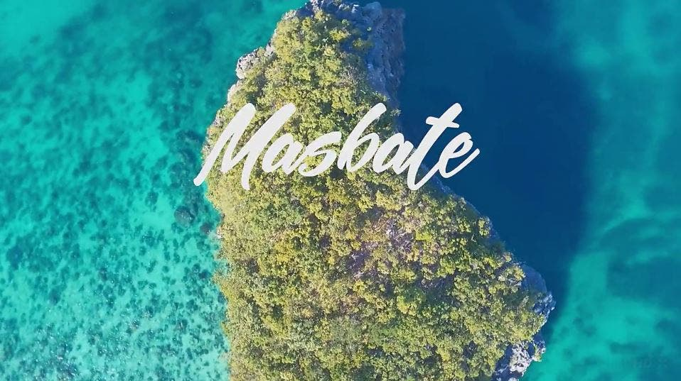 WATCH Italian Filmmakers Capture the Stunning Beauty of Masbate