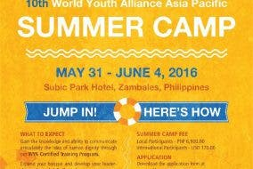 World Youth Alliance Asia Pacific 10th Summer Camp