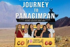 Journey TO Panagimpan: A Variety Musical and Interactive Show on HIV Awareness