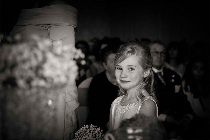 Regina Wyllie This Professional Wedding Photographer is Only 9 Years Old