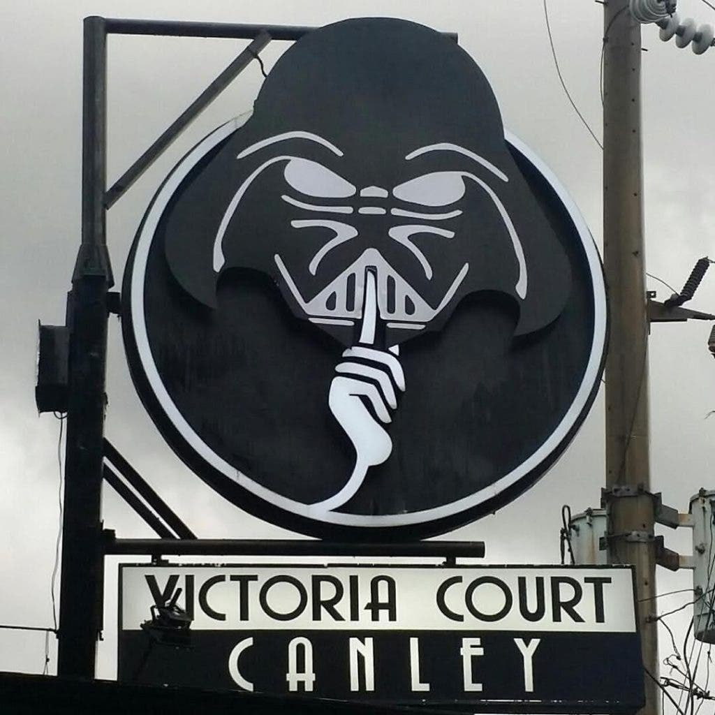 Get your dose of Star Wars with Victoria Court's newest Room