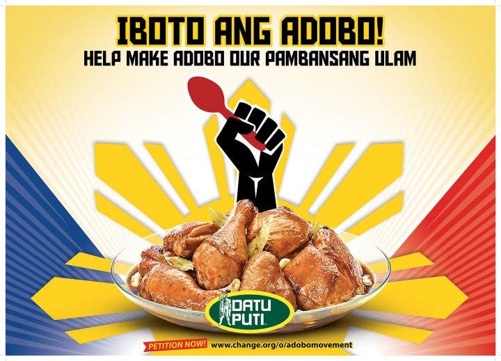 Datu Puti Adobo Movement