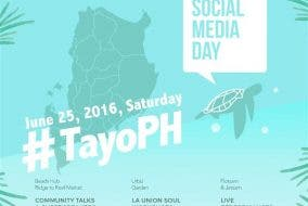 Social Media Day 2016: North Luzon Leg at San Juan, La Union
