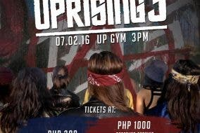 UP Streetdance Club Presents: The UPRising 3, A Fundraising Concert for the World Hip Hop Championships