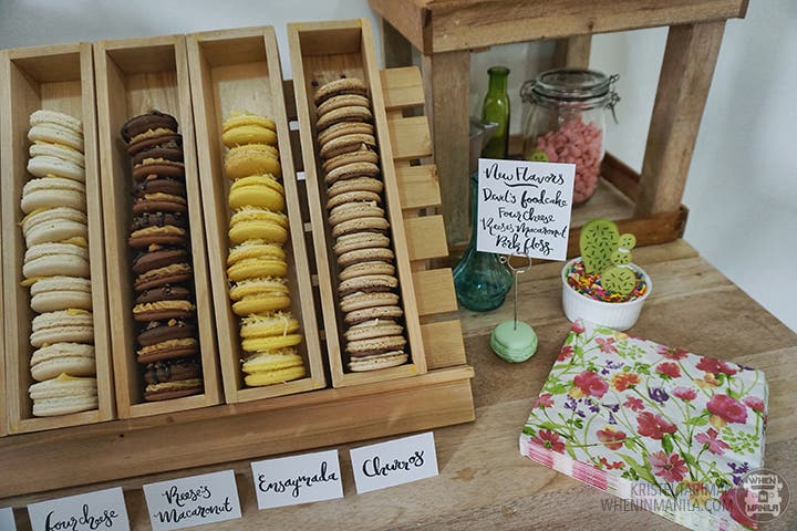 Excite Your Taste Buds With Mrs. Graham's New French Macaron Flavors