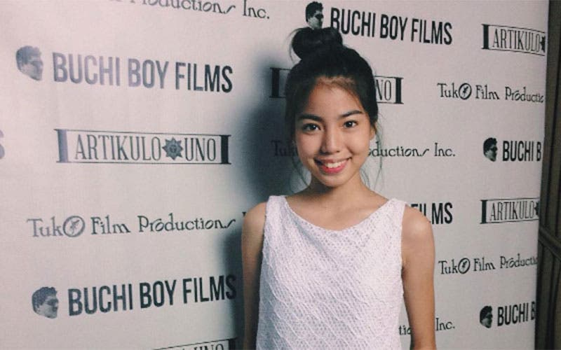 15 Year Old Filipina Actress Wins Acting Awards in TWO International Film Festivals