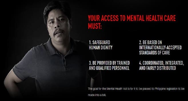Shattering the Mental Health Stigma: Philippine Mental Health Act Campaign Launched