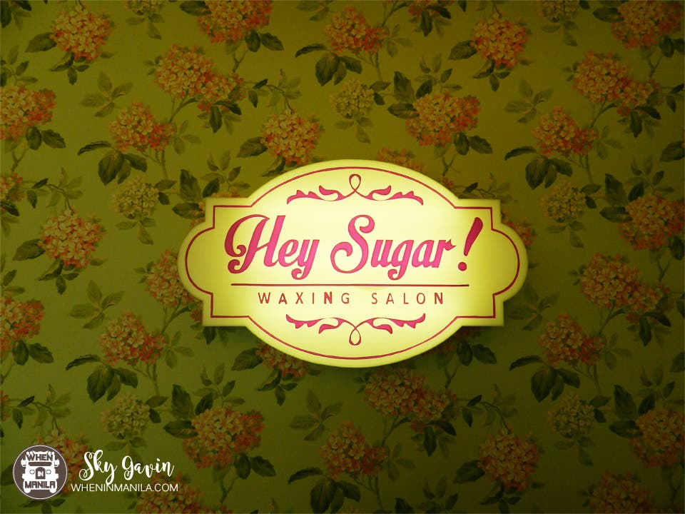 Sweet Hair Free Pampering at Hey! Sugar