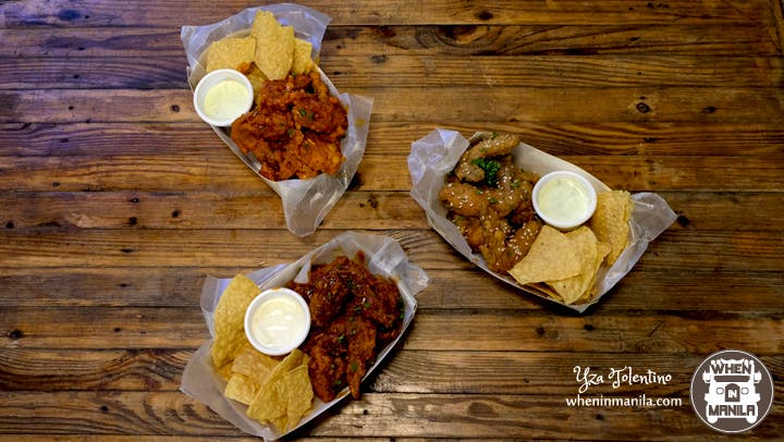 A Foodie Guide On QC's Newest Food Park - The Yard 24