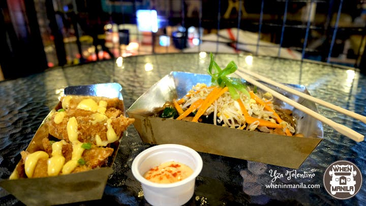 A Foodie Guide On QC's Newest Food Park - The Yard 36