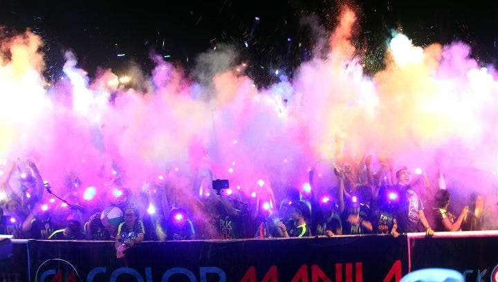 "Color Manila: Taking the ""Fun"" in Fun Run to a Whole New, Colorful Level"