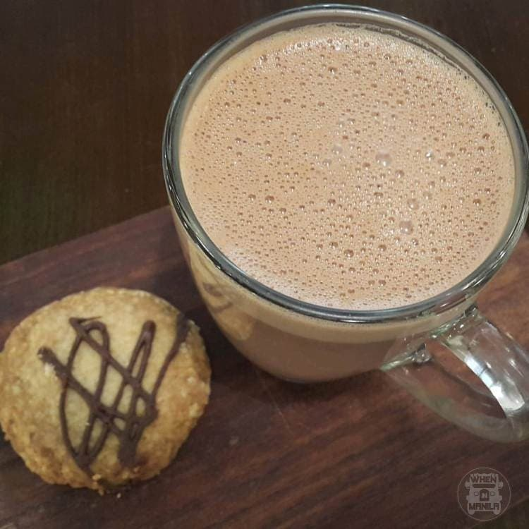 Hot Chocolate Dolcelatte