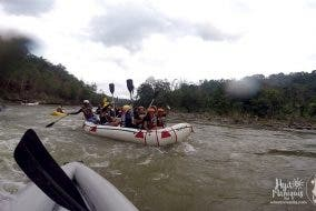 Great White Water: Go River Rafting in Cagayan de Oro!