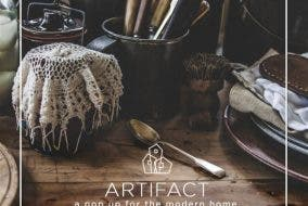 Get Crafty at Artifact II: A Pop Up for the Modern Home @ Alabang Town Center