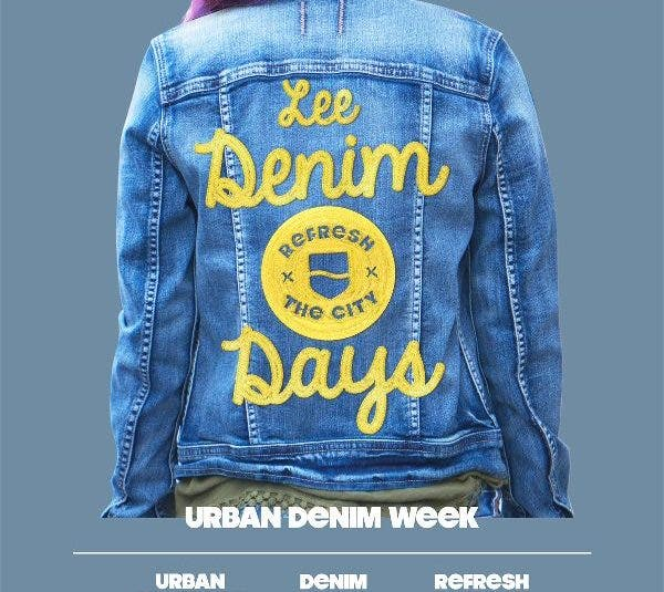 Celebrate Denim Culture with Lee Jeans Denim Days: July 11-15 @ Robinsons Place Manila