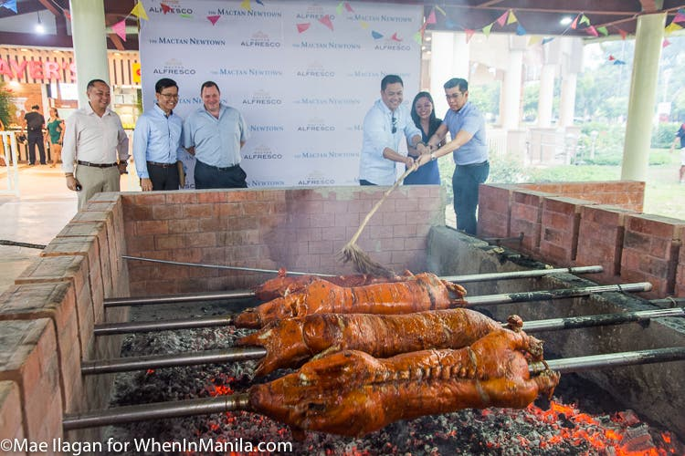 Mactan Newtown Alfresco Megaworld Cebu Lechon mae Ilagan (29 of 38)
